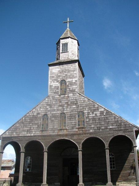 Chiloe Kirche