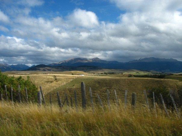 Coyaique Landschaft