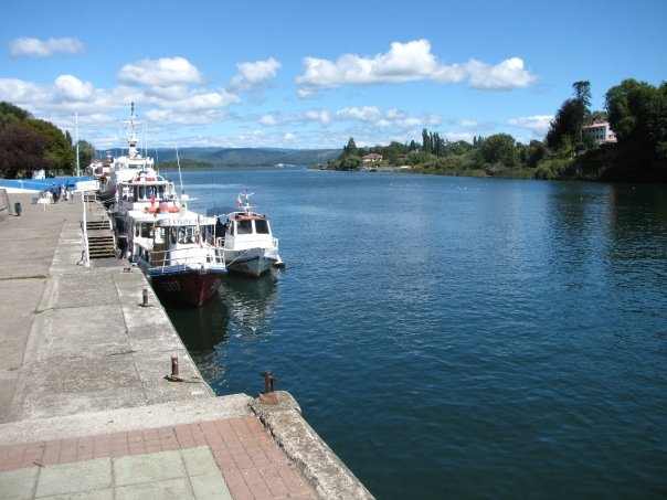 Valdivia Port
